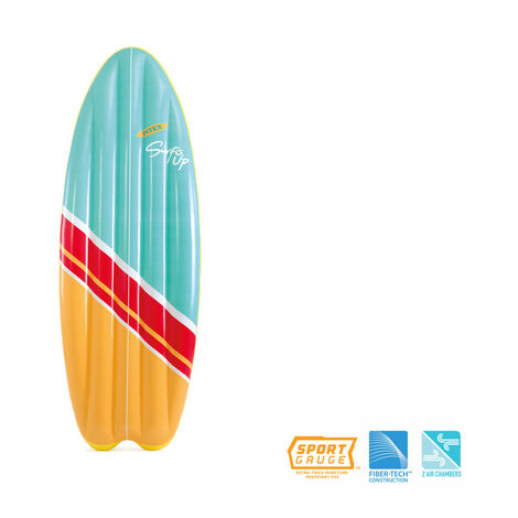 Intex Inflatable Surfboard Surf's Up Mats 178x69 cm 58152EU