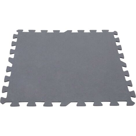 Intex Interlocking Padded Floor Protector 8 pcs 50x50x0.5 cm 1.9 m²