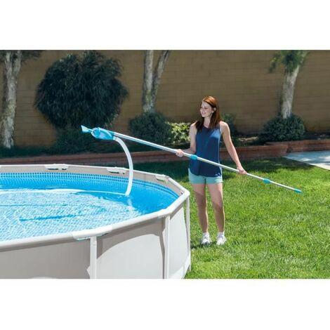 "main image of ""Intex kit d'entretien vac+ pour nettoyer piscine hors-sol avec filtration"""