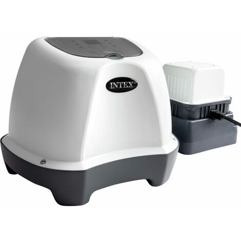 Intex Krystal Clear Saltwater System 12 V - Grey