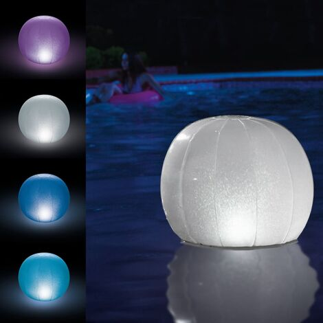 Intex LED-Poollampe Globe 23×22 cm 28693