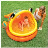 Intex Piscina Baby Pesce Cm 124X109X71
