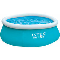 INTEX - Piscina hinchable easy set 183x51 cm - 880 litros (28101NP)