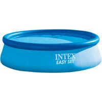 INTEX - Piscina hinchable easy set 366x76 cm - 5.621 litros (28130NP)