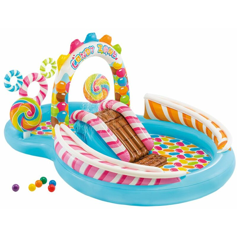 Image of Playcenter Candy Zone - Intex