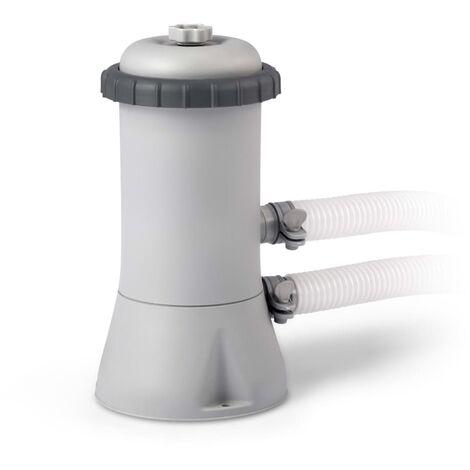 Intex Pompe filtrante a cartouche 2271 L / h 28604GS