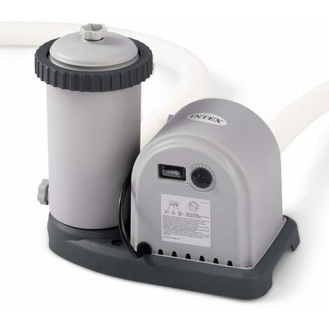 Intex Pompe filtrante a cartouche 5678 L / h 28636GS