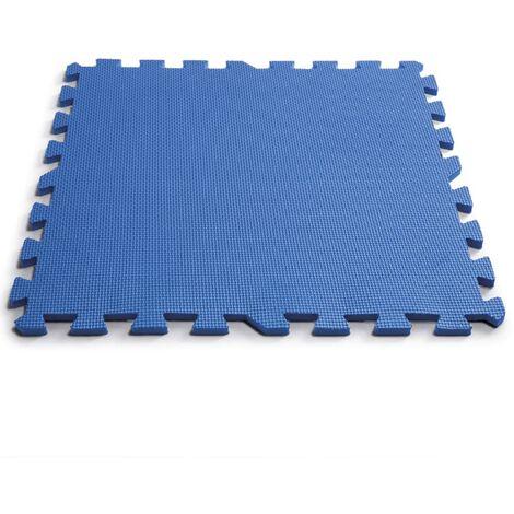 Intex Pool-Bodenschutzfliesen 8 Stk. 50 x 50 cm Blau