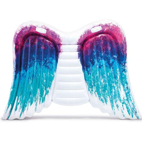 Intex Pool Float Angel Wings Mat 58786EU - Multicolour