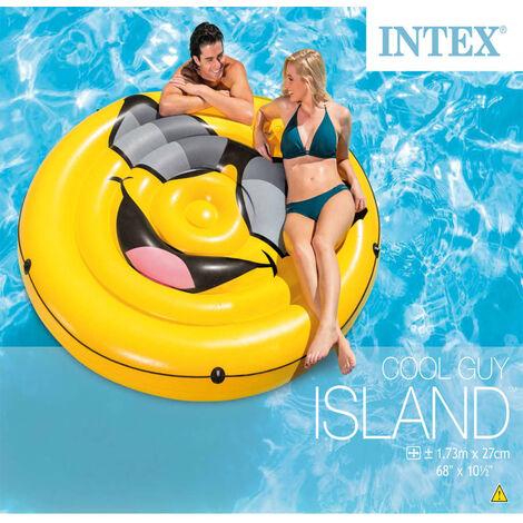 Intex Pool Float Cool Guy Island 57254EU - Yellow