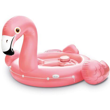 Intex Pool Float Flamingo Party Island 57267EU - Pink