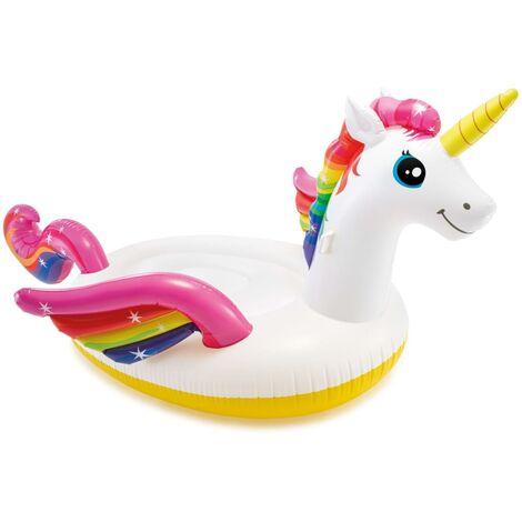 Intex Pool Float Mega Unicorn Island 57281EU - Multicolour
