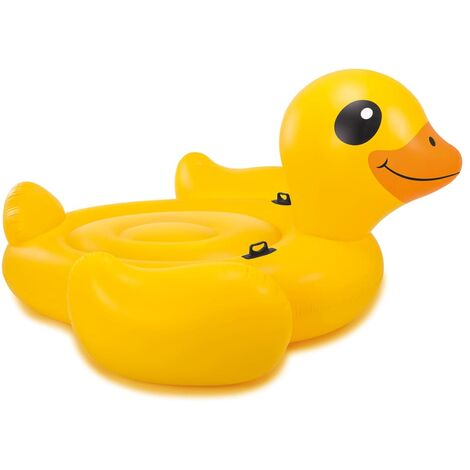 Intex Pool Float Mega Yellow Duck Island 56286EU