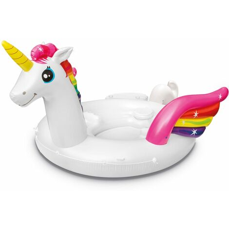 Intex Pool Float Unicorn Party Island 57266EU