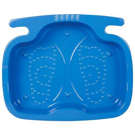 "main image of ""Intex Pool Foot Bath 11.5 L 56x46x9 cm Blue - Blue"""