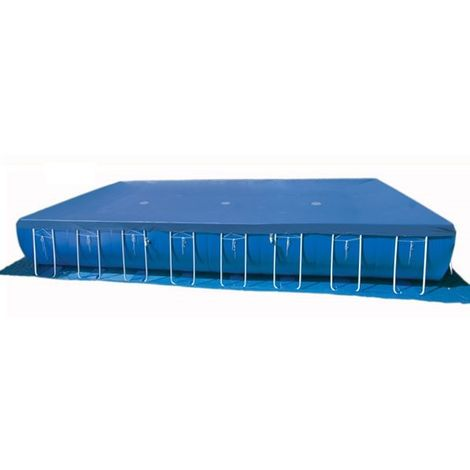 Intex Pool Frame Abdeckplane Ultra Quadra 549x274 cm