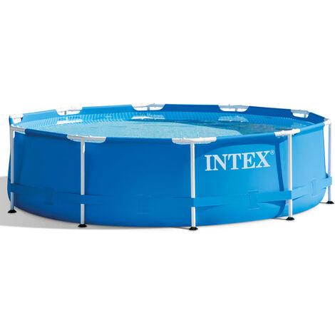 Intex Schwimmbecken Metal Frame 305 x 76 cm 28200NP