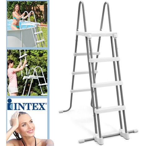 Intex Pool Leiter Poolleiter 122 bis 132 cm