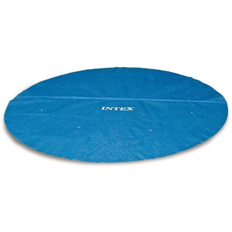 Intex Solar Pool Cover Round 244 cm