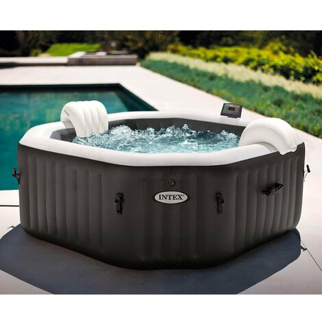 Intex SPA 28462 ex 28456 Hydromassage octogonal gonflable 281x71 cm