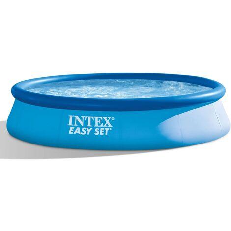 Intex Swimming Pool Easy Set 396x84 cm 28143NP