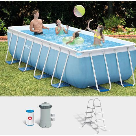 pool mit pumpe