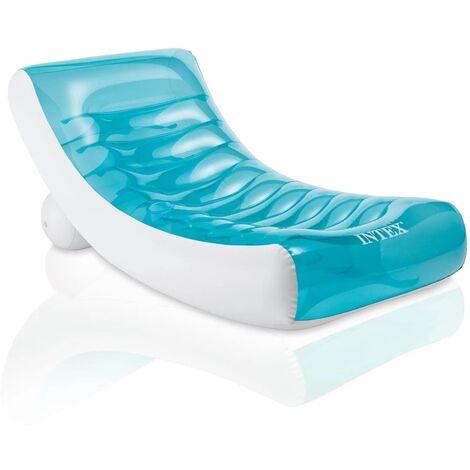 Intex Tumbona hinchable para piscina 58856EU - Multicolor