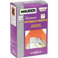 Intonaco Pronto Maurer Kg.1 per Incollaggio di piastrelle, gres e ceramiche