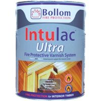 Intulac Ultra Topcoat for Timber 1L (select finish)