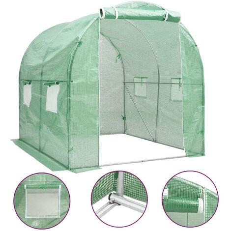 Invernadero 4 m2 2x2x2 m