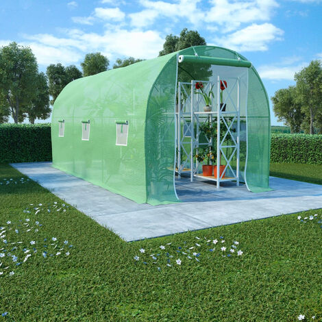 Invernadero 9 m2 4,5x2x2 m