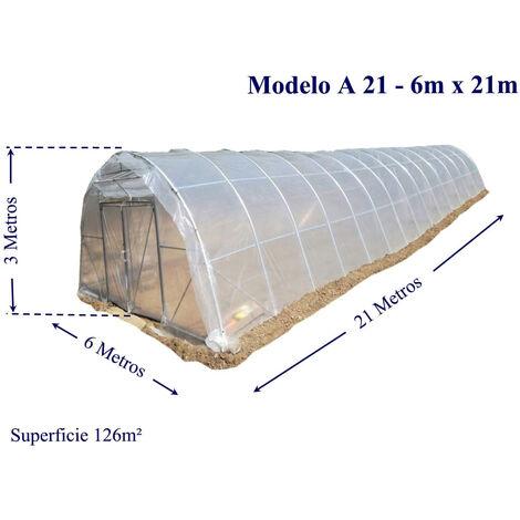 Invernadero de Jardín Modelo A