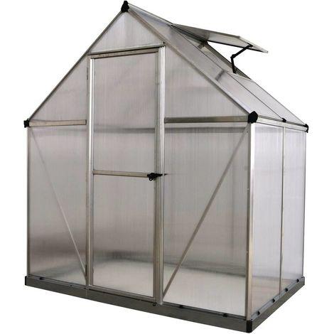 Invernadero de policarbonato Multiline 2,3 m²