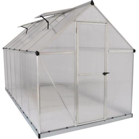 Invernadero de policarbonato Multiline 6.8m2