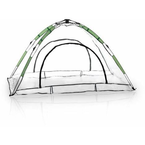 invernadero de suelo plegable PVC 205x150x110cm