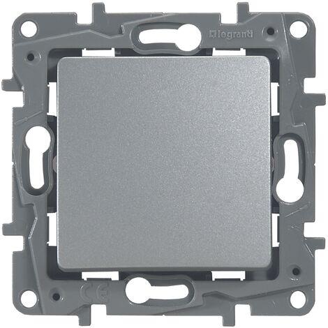 Inverseur Niloé 10AX 250V aluminium à griffes