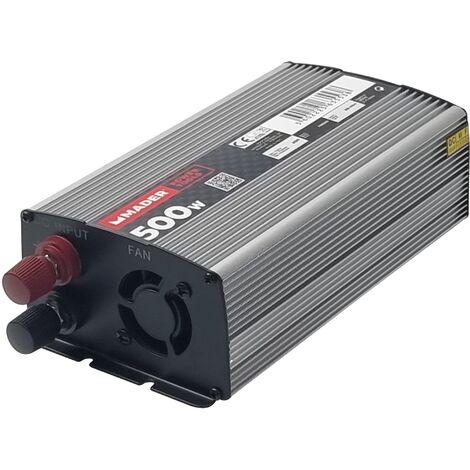 Inversor de Corriente Continua en Alternada, 500W-1000W - MADER®   Power Tools