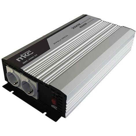 Inversor Melchioni MKC-2024 2000W 24VDC/230VAC 491929513