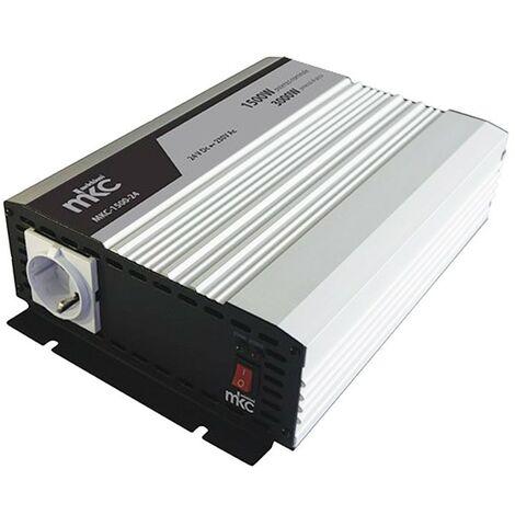 Inversor Melchioni MKC PODER MKC-1500-24 24DC 230VAC 1500W 491929512