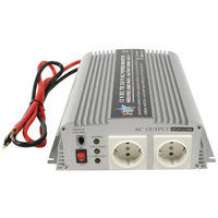 Inversor para batería de 12 Voltios – 230 V - 1000 W HQ