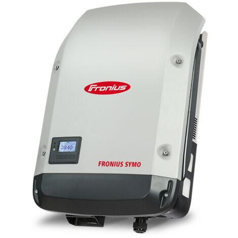 Inversor Solar Fronius Symo 6.0 KW 2MPP IP65 4,210,040