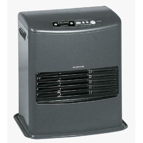INVERTER 6008 - 4000 watts Poele a pétrole électronique - Fonction ECO - Programmation 24H - Détecteur de CO2 - Sécurité Enfants