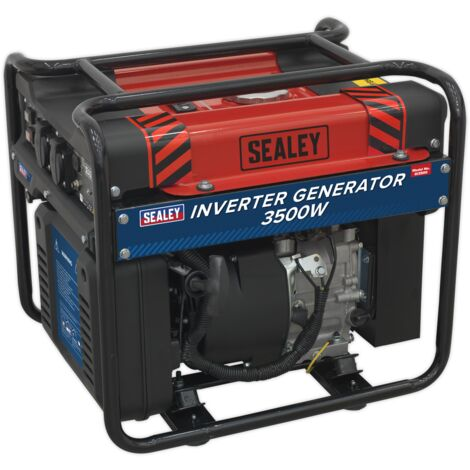 Inverter Generator 3500W 230V 4-Stroke Engine