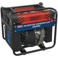 Inverter Generator 3500W 230V 4-Stroke Engine