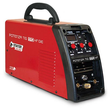 Inverter Potenza TIG170HF Stayer