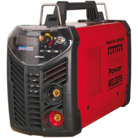 Inverter Welder 200Amp 230V