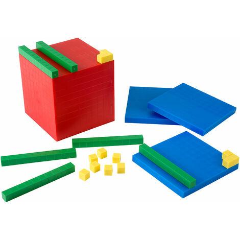 Invicta 163659 Base 10 Number Structure Set