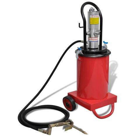 Inyector de grasa neumático aire a presión 12 L