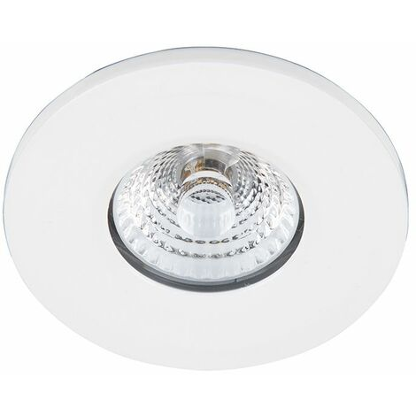 Ip65 Downlights LED White Chrome Brushed Chrome 4.5W Neutral Lighting