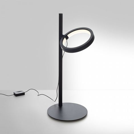 Lampada Artemide Da Tavolo.Ipparco Lampada Da Tavolo Led 8 5w 3000k Artemide Catalogo Lampade